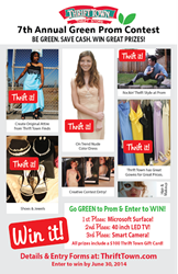 Thrift Town's 7th Annual Prom Contest