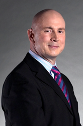 Jeff Protheroe, Vice President of Sales for the Asia-Pacific region, Middle East, and Africa
