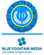 Blue Fountain Media Ranks as a Top Web Design Firm on 10 Best Design