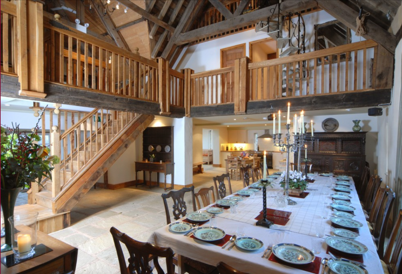 Jigsaw holidays introduces watery park barn to its for Premium holiday cottages