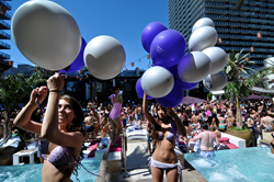 Las Vegas Pool Parties 2014 Season has started