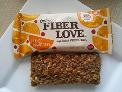 FiberLove Orange Cranberry bar
