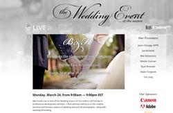 B&H Photo Wedding Event