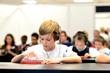 Primary school children do an Italian job in national language...