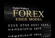 Forex Edge Model VIP Membership