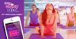A Yoga Class Reminder App