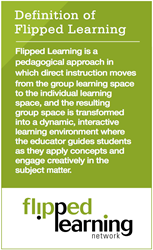 Flipped Learning Definition
