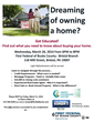 First Federal of Bucks County to Co-Sponsor Homebuyer Seminar