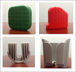 Molded Plastic Parts for Hospital Beds