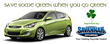 "Savannah Hyundai Celebrates St. Patrick's Day by ""Going..."