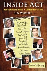 Book cover of Inside Act by Ken Womble