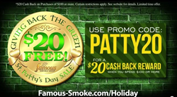 cigars, st patricks day, cigar sale, discount cigars, tommy zman, cheap cigars