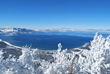Lake Tahoe offers dramatic winter scenery for The Landing guests (photo courtesy of The Landing Resort & Spa)