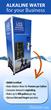 LIFE Ionizers LV-1000 alkaline water vending machine