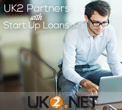 UK2 Partners with Start Up Loans