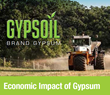 New Economic Impact Study Demonstrates Benefits of Gypsum