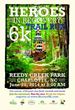 Heroes In Recovery Announces Inaugural 6K Race In Charlotte on June 21, 2014