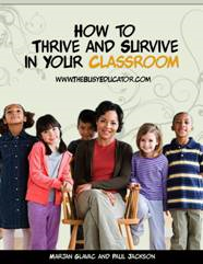 how to thrive and survive in your classroom review