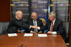 ASU and AORA partnership with cutting edge 24/7 solar technology