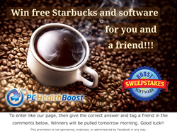 PC Health Boost   Sweepstakes   #ThirstyThursday   win starbucks