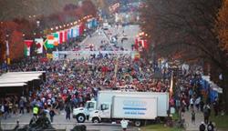 Clear Sound at the Philadelphia Marathon