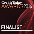 Credit Today Awards 2014 Finalist