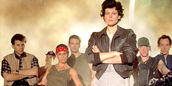 Cast members of the classic sci-fi film 'Aliens' (1986) to gather at Calgary Comic & Entertainment Expo 2014 for 'Aliens EXPOsed' special event on April 26, 2014.