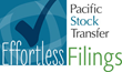 Don't Pay for Your 10-K — Pacific Stock Transfer is Pleased to...