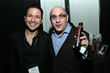 Van Tibolli, Founder and CEO of Tibolli hair care and Willie Garson, Actor from the hit TV show, Sex & the City