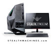 Stealth Machines Unveils NightHawk Gaming Computer and Case