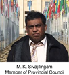 Tamils for Obama Praises  NPC's Ananthi and Shivajilingam for Speaking for Tamils at  UNHRC in Geneva