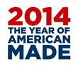 Year of American Made logo