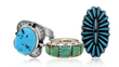 History, Popularity of Native American Turquoise Rings Explained on...