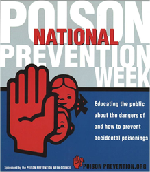 Poison Prevention Week 2014