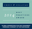 Eddyfi Recognized with the 2014 Global Nondestructive Test Equipment...