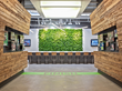 GSky, GSky Plant systems, green wall, vertical green wall, living wall, vertical garden, Versa Wall, Gsky Versa Wall, Cannondale, Cannondale Sports, Cannondale Bicycles