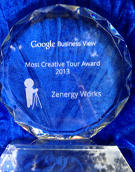 Google Maps Business View | Google Street Maps | Zenergy Works