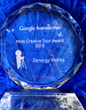 "Santa Rosa, CA Internet Marketing Firm Takes Home ""Most Creative..."