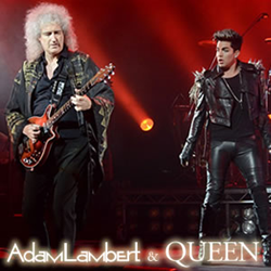 Adam Lambert And Queen Concert Tickets