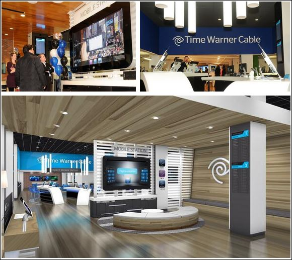 Time Warner Cable Opens Flagship Quot Experience Store Quot In New