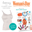 Ruby Ribbon's Top Classic Cami was chosen by Woman's Day as the winner of their Great Value Awards