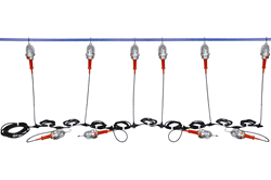 Class 1 & 2 Division 1 Explosion Proof String Lights for Hazardous Locations