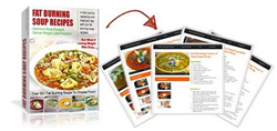 fat burning soup recipes review