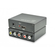 Hiconn Electronics' Website Now Featuring An HDMI to YPbPr+R/L Audio...