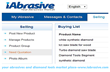 """Online Quotation"" Is Available from iAbrasive.com Only for the Gold..."
