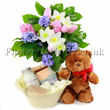 Blossom Bear gift from Flowers24Hours