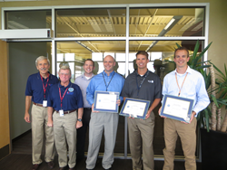 TQL employees receive Patriot Awards last year in Cincinnati