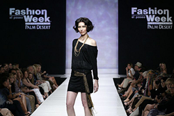Fashion Week on El Paseo Drive in Palm Desert CA