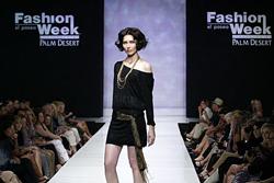 Fashion Week on El Paseo Drive in Palm Desert CA