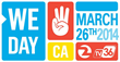 Stratford School to Attend We Day, California 2014